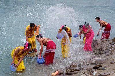 傣历新年为什么被称为泼水节傣族的传统节日泼水节是什么时间