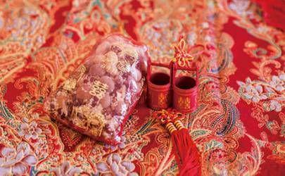 中国传统婚嫁习俗中的鞋文化