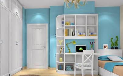 书柜放在客厅什么位置 书柜摆放在客厅的风水禁忌