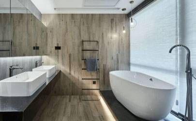 卫生间镜子对着卫生间门好不好 卫生间镜子对着卫生间门怎