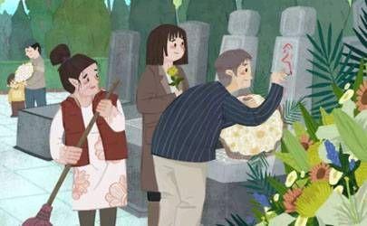 清明节给亲人上坟有什么讲究