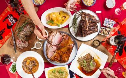 广东珠海斗门喜庆和丧事家宴习俗